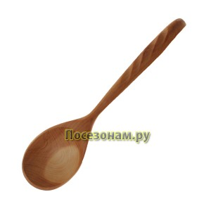 Ложка деревянная 13,5 см