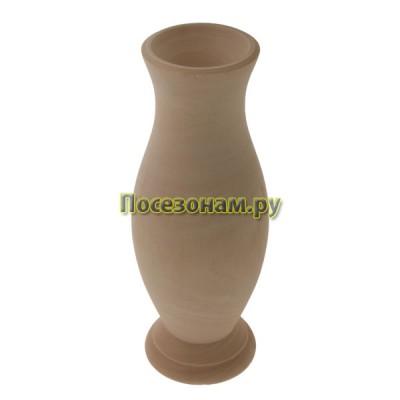 Ваза деревянная 17,5 см