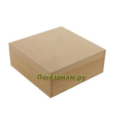 Коробка из дерева 703-4