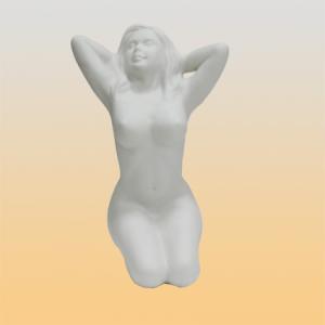 """Скульптура """"Аврора"""" в глазури"""