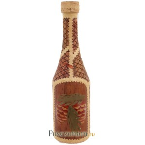 Бутылка (Береста)