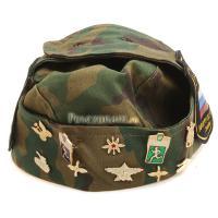 Военное кепи (камуфляж)