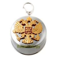 """Стакан большой """"Герб России"""""""