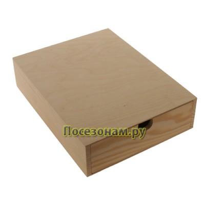 Короб деревянный А4