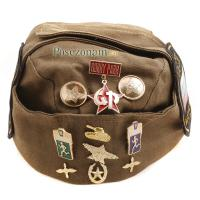 Военное кепи (хаки)