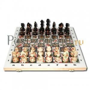 Шахматы белые