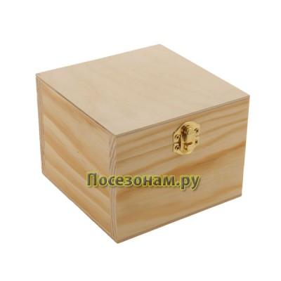Шкатулка деревянная 705-1