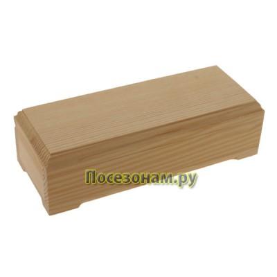 Шкатулка деревянная 046