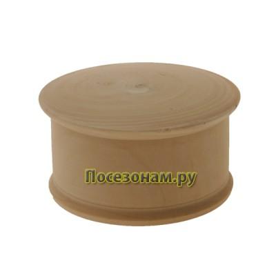 Шкатулка деревянная круглая 7,5 см