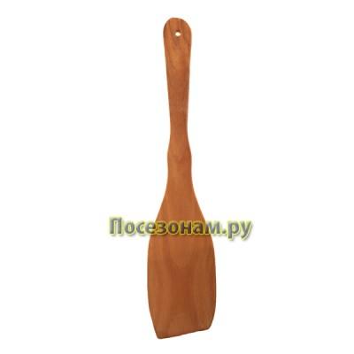 Деревянная лопатка для кухни 30 см