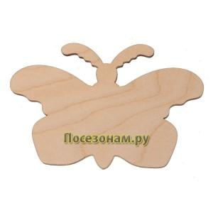 "Деревянный силуэт ""Бабочка"""
