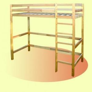 """Кровать одинарная """"Чердак"""""""