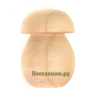 """Деревянная заготовка для магнита """"Грибок"""""""