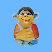 Фигурка обезьяна люблю вас