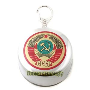"""Стакан большой """"Герб СССР"""""""