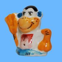Фигурка обезьянка приветик