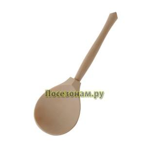 Ложка деревянная полубасская