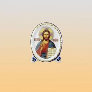 """Плакетка """"Духовная"""" (гжель)"""