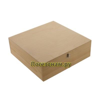 Шкатулка деревянная 700-1