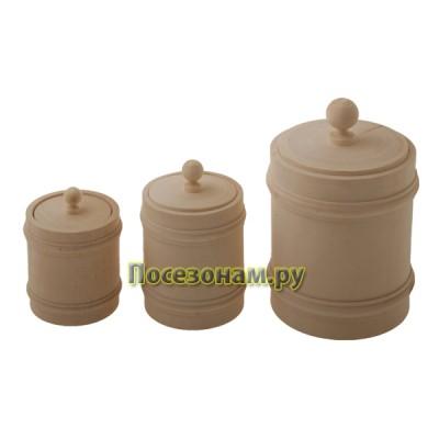 Деревянная заготовка поставок 1-9.301 (8, 10, 12,5 см)
