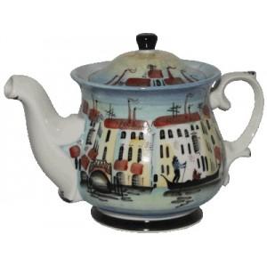 """Чайник фарфоровый """"Венеция"""""""