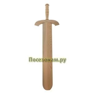 Меч деревянный в ножнах (средний)