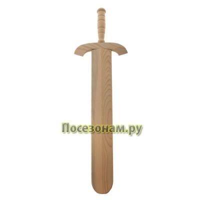 Меч деревянный в ножнах (средний) 58 см