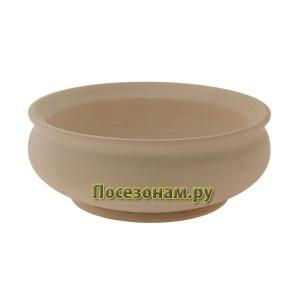 Деревянная заготовка чаши 13 х 7 см 1-9.682