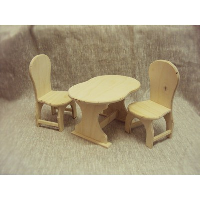 Комплект кукольной мебели