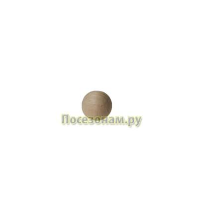 Деревянная заготовка шарик