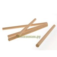 Ось деревянная