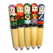 Сувенирные карандаши и ручки