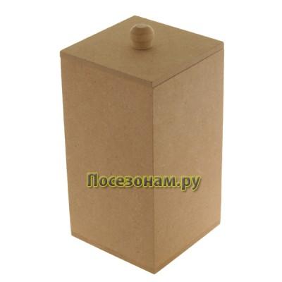 Коробка под специи из МДФ 418