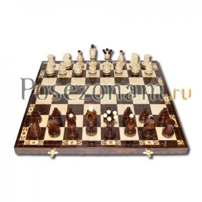 Шахматы №136а Королевская нить
