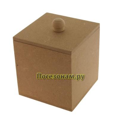 Коробка под специи из МДФ 417